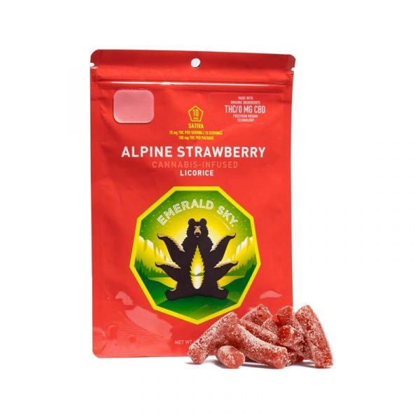 Buy Alpine Strawberry Licorice