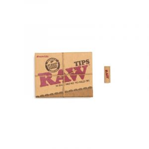 Buy Raw Pre-Rolled Paper Tip Online