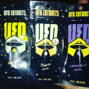 Buy UFO Extracts Vape Cartridges 500mg Online