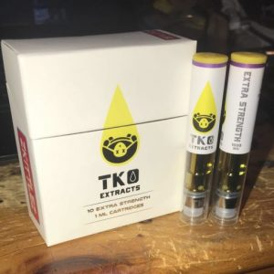 Buy TKO Extracts Vape Cartridges 500mg Online