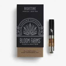 Buy Bloom Farms – Nighttime Vape Cartridge Online