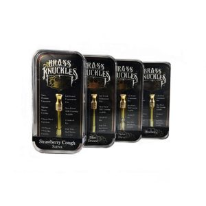 Buy Brass Knuckles Vape Cartridges Online
