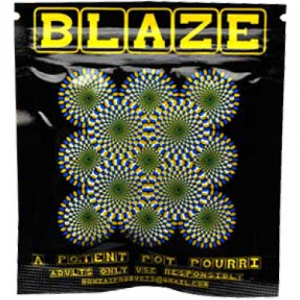 Buy Blaze Herbal Incense 3g