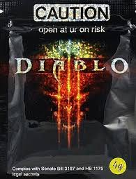 Buy Caution Diablo Herbal Incense 4g